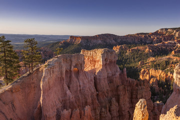 Bryce Canyon Scenic View