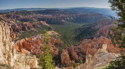 Bryce Canyon National Park Panorama View