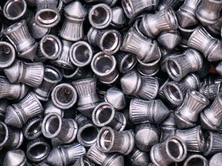 A lot of pellets