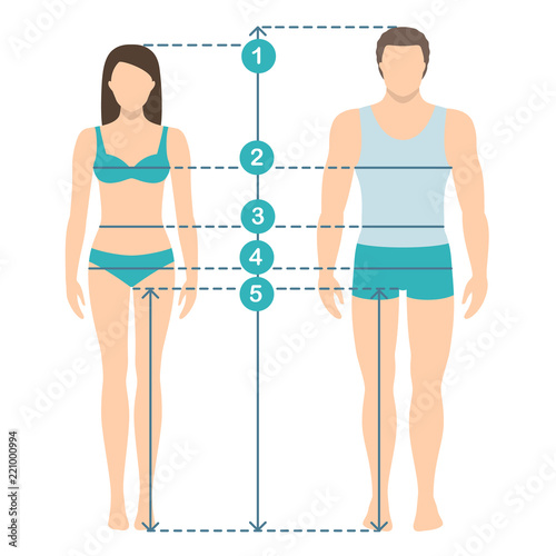 the perfect body measurements for men livestrongcom