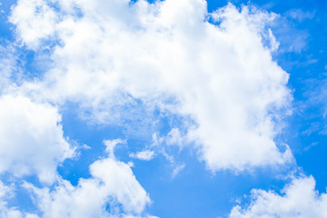 Sky and white clouds wallpaper,Background