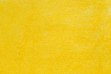 yellow pastel crayon background texture Wall mural
