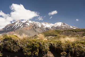 Tongariro National Park - Mt Ruapehu
