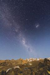 Starry Skies in Tongariro National Park