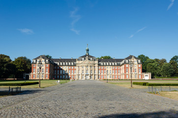Palace in Germany (Munster)