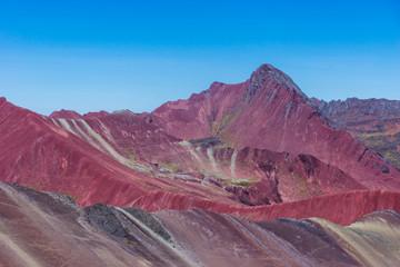 Papiers peints Grenat Montagne des 7 couleurs 3