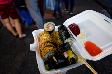 ハノイ 巻き寿司
