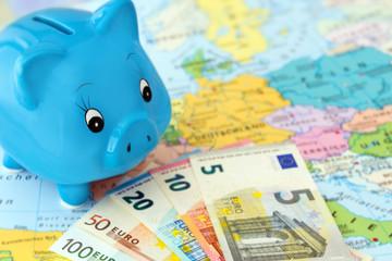 Europäische Union  -  Euro