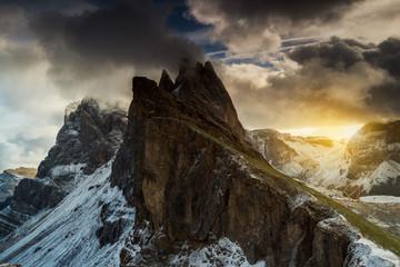 Mont Odle