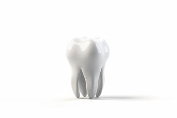 奥歯のイラストCG