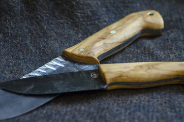 Bushcraft Knife 2