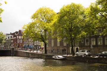 City in the Holland