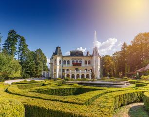 Castle in Betliar, Slovakia