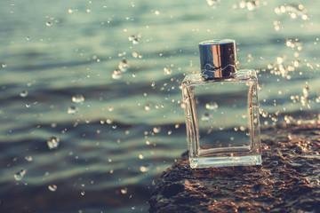 male perfume Fototapete