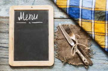Restaurant cafe menu, template design. Food flyer