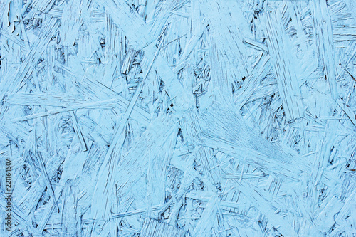 Bright Abstract Blue Wooden Texture Background Dyed Pattern Of Vintage Pale Close
