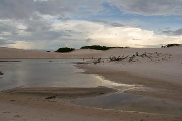 Lencois Maranhenses National Park, Maranhao, Brazil