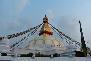 Bodnath in Kathmandu