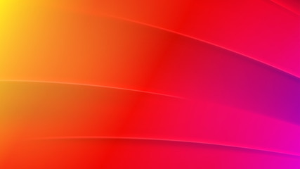 Abstract background in red, yellow and purple colors