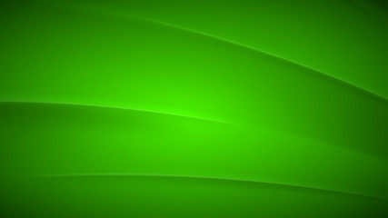 Abstract background in green colors