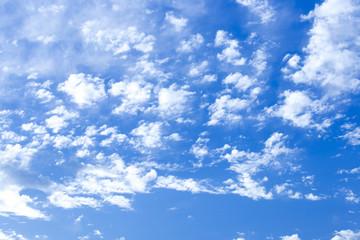 Beautiful cloud in the sky