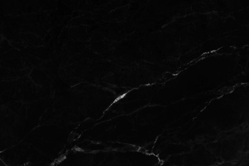 Black marble pattern texture for background. for work or design.