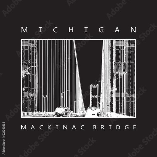 mackinac bridge mi images of america