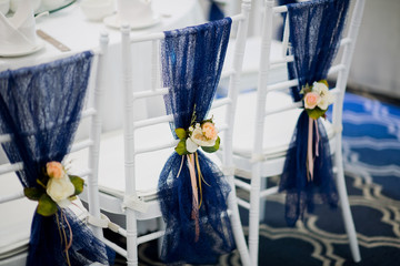 wedding chair decoration, event chair