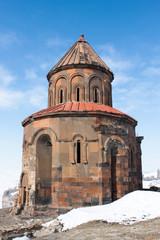 Ani Ruins Cupolas