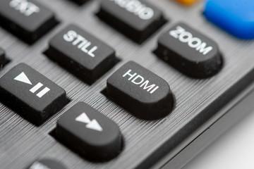 remote Control - HDMI button