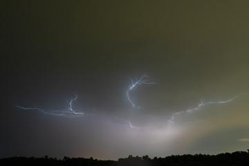 Lake Houston Storm
