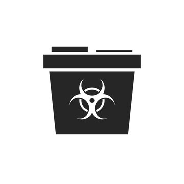 Sharp Container Icon
