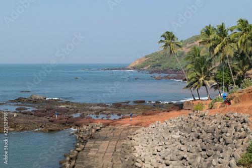 Anjuna Beach Goa India Stock Photo And Royalty Free Images On