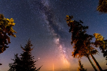 Milky Way Camp Out