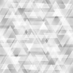 vector abstract irregular polygon background with a triangular pattern in color full rainbow spectrum colors