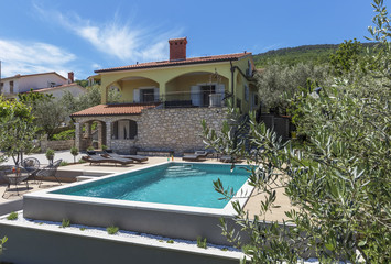 Holiday home with swiming pool