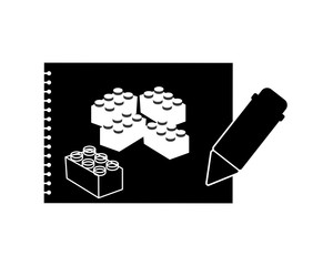 kids toy image vector icon logo symbol