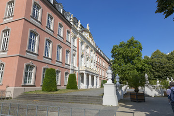 Prince-elector Palace in the center of Trier