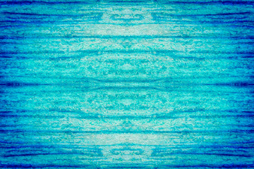Abstract blue digital paint  wallpaper art  and empty space background