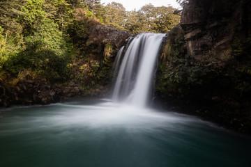 Tawhai Falls in Tongariro National Park New Zealand 4