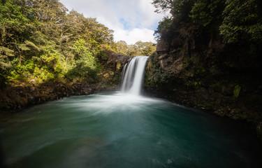 Tawhai Falls in Tongariro National Park New Zealand 2