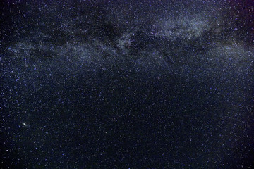 Milky Way at Hotakadake, Nagano, Japan