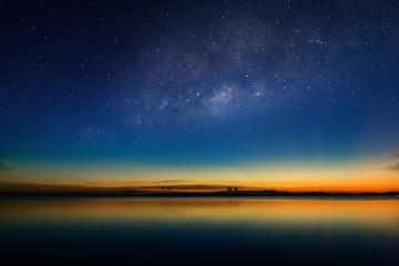 The twilight sky Fototapete