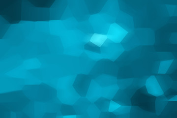 blue abstract mosaic background / spring business background, design lines broken wallpaper, blue gradient light