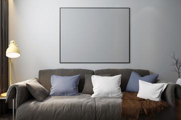 Frame Mockup Interior