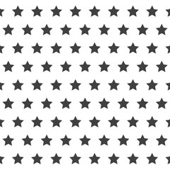 abstract pattern with stars- vector illustration