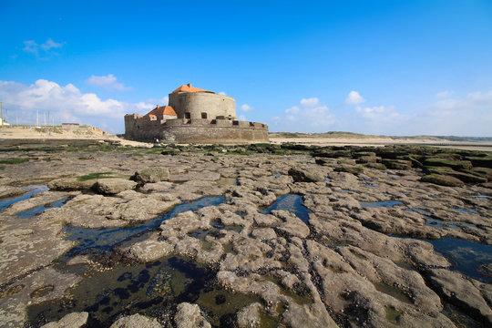 Ambleteuse - Côte d'Opale ( France ) - Fort Mahon