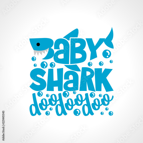 d70427413 Baby Shark Doo Doo Doo T-Shirts