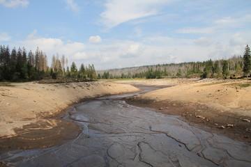 ausgetrockneter Odersee 1