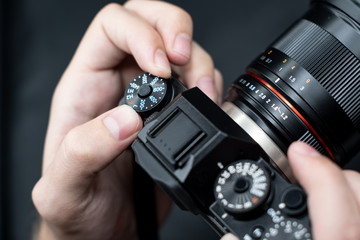 Photography Camera Teach Learn Course